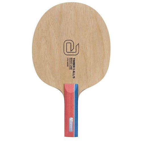 Andro Tischtennisschläger »andro Holz Timber5 ALL/S«