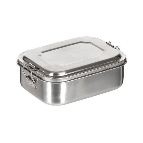 FoxOutdoor Lunchbox »Lunchbox, Edelstahl«, Stülpdeckel