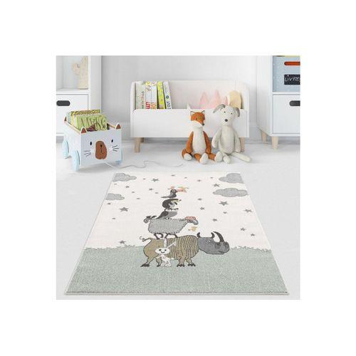 Kinderteppich »Lustige Tiere