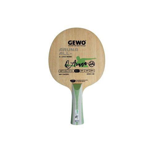 Gewo Tischtennisschläger »GEWO Holz Aruna Carbon ALL+«