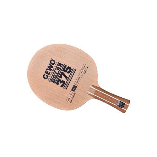 Gewo Tischtennisschläger »Gewo Holz Balsa Carbon 375«