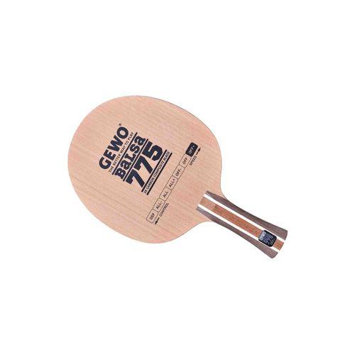 Gewo Tischtennisschläger »Gewo Holz Balsa Carbon 775«