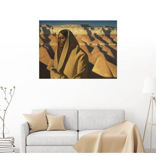 Posterlounge Wandbild, Allwissender