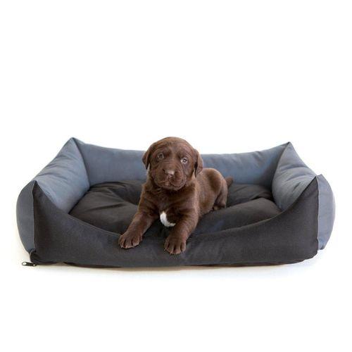 Hobbydog Tierbett »Hundebett Eco«, grau