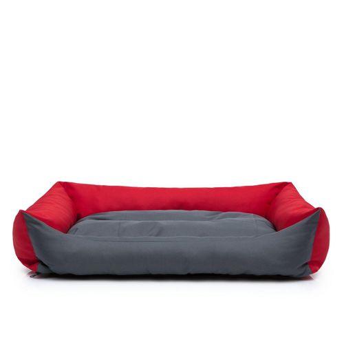 Hobbydog Tierbett »Hundebett Eco«, rot