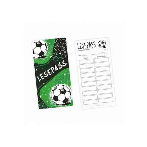 nikima Lesezeichen »Fußball Lesezeichen