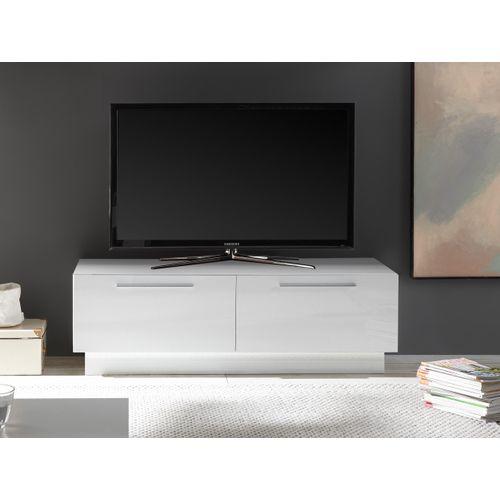 LC TV-Schrank, Breite 138 cm weiß TV-Schrank TV-Sideboards TV-Schränke Schränke