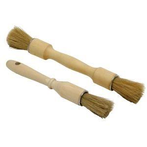 DELFIN® Aschenbecherpinsel, Aschenbecherreinigungspinsel für die gründliche Reinigung der Ascher, 1 Stück