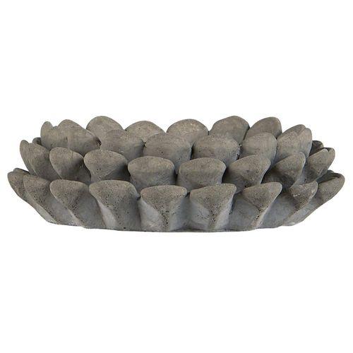 Ib Laursen Kerzenhalter »IB Laursen Kerzenhalter ZAPFEN für 1 Stumpenkerze«