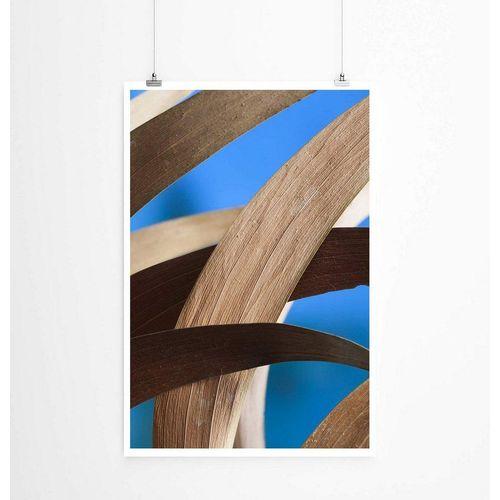 Sinus Art Poster »60x90cm Poster Künstlerische Fotografie  Getrocknete Akazienblätter«