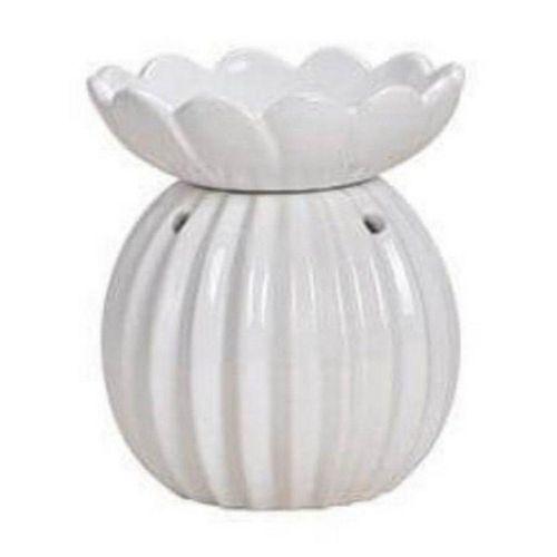 G. Wurm Kerzenhalter, Duftlampe Kugel aus Keramik
