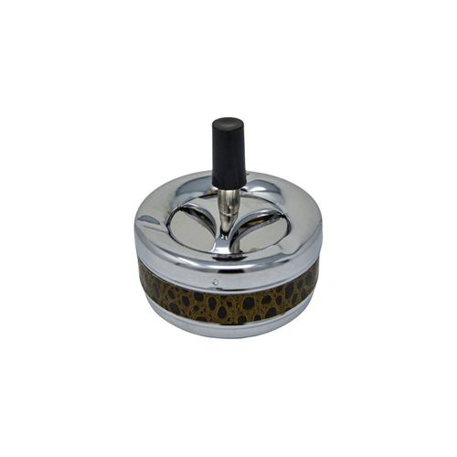 H-basics Aschenbecher »Dreh-Aschenbecher 95*90MM