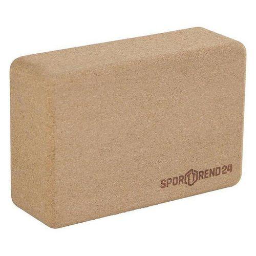 Sporttrend 24 Yogablock »Yoga Block Kork«