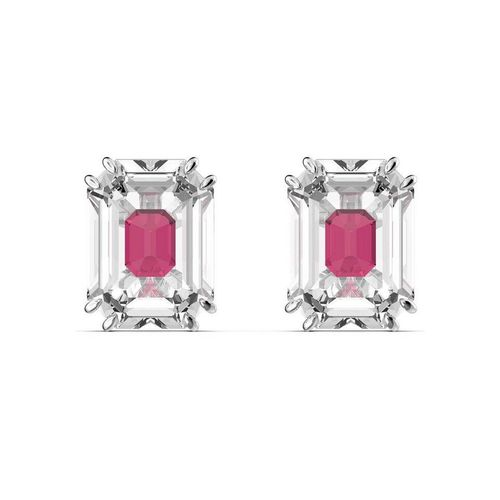 Swarovski Paar Ohrstecker »Chroma Ohrringe, 5600627«, mit Swarovski® Kristall