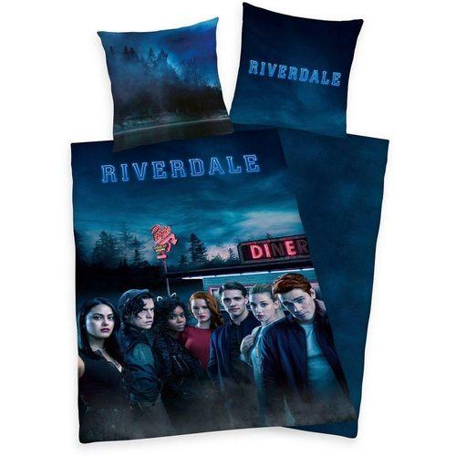 Wendebettwäsche »Riverdale«, mit tollem Riverdale-Motiv, bunt