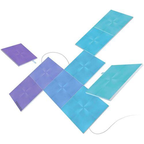 nanoleaf LED Panel »Nanoleaf Canvas Starter Kit - 9 PK«, weiß