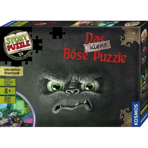 Kosmos Puzzle »Story Puzzle - Das kleine Böse Puzzle«, 200 Puzzleteile, Made in Germany
