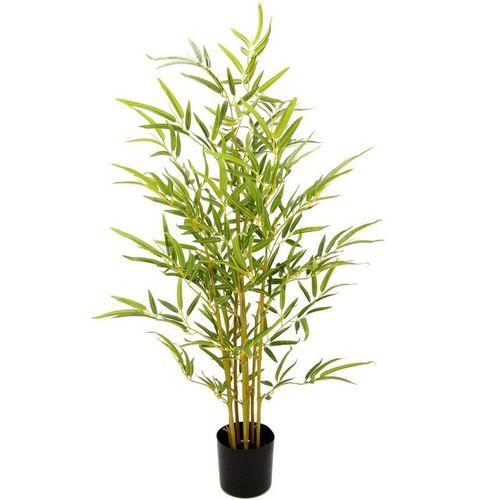 Kunstbaum »Bambus«, I.GE.A., Höhe 90 cm, Im Topf, grün