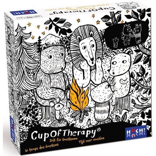 Huch! Spiel, Erwachsenenspiel »Cup of Therapy - Zeit für Emotionen«, bunt