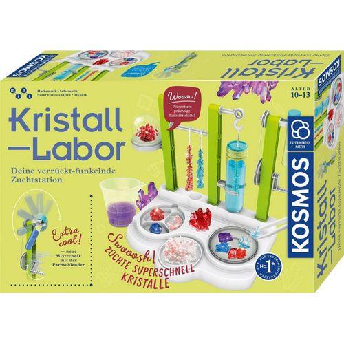 Kosmos Experimentierkasten »Kristall-Labor«, Made in Germany