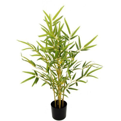 Kunstbaum »Bambus«, I.GE.A., Höhe 70 cm, Im Topf, grün