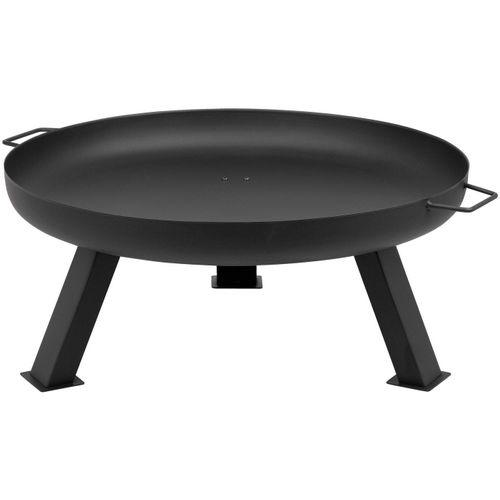 Tepro Feuerschale, BxLxH: 93x80x35 cm, schwarz