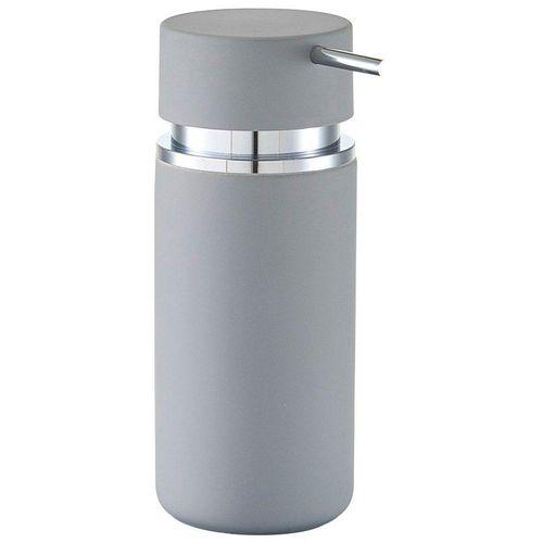 Zeller Present Seifenspender »Rubber«, gummiert, grau