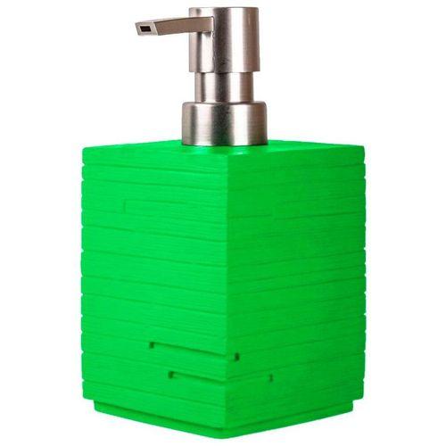Sanilo Seifenspender »Calero«, mit stabiler und rostfreien Pumpe, grün