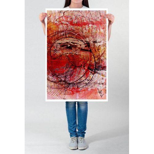 Sinus Art Poster »Die Therapie