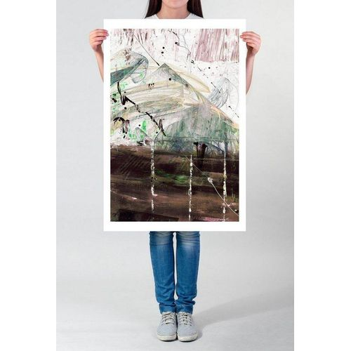 Sinus Art Poster »Vogelkoje