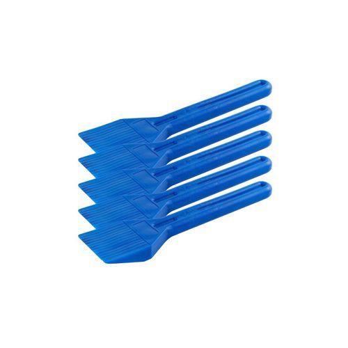 Inovatec Unterlegplatte »5 Stück Inovatec Klotzkelle Glasheber aus Kunststoff«