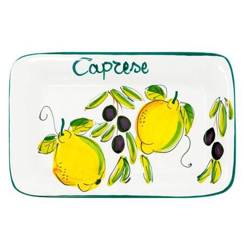 Lashuma Servierteller »Zitrone Olive