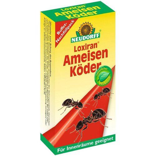 Neudorff Ameisengift »Loxiran Köder«, 0,04 l, Nachfüllpack, bunt
