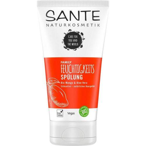 SANTE Haarspülung »FAMILY Feuchtigkeits Spülung«, weiß