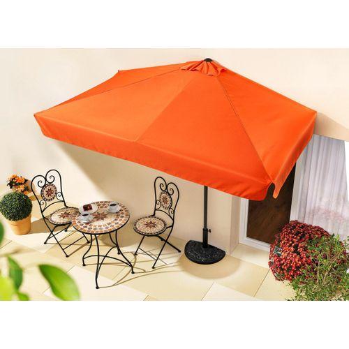 Schirme mit UV-Schutz 50+, rechteckig