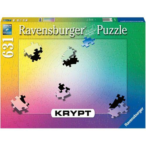 Ravensburger Puzzle »Krypt Gradient«, 631 Puzzleteile, FSC® - schützt Wald - weltweit; Made in Germany