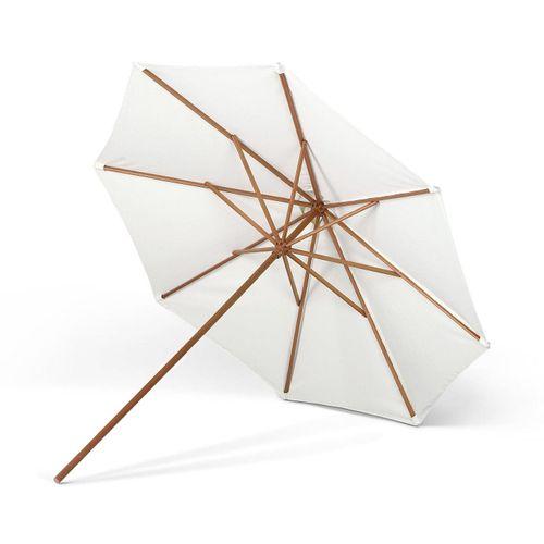 Skagerak - Messina Sonnenschirm Ø270 cm - natur/Gestell Holz/Stange Ø 3,5cm/H: 250cm