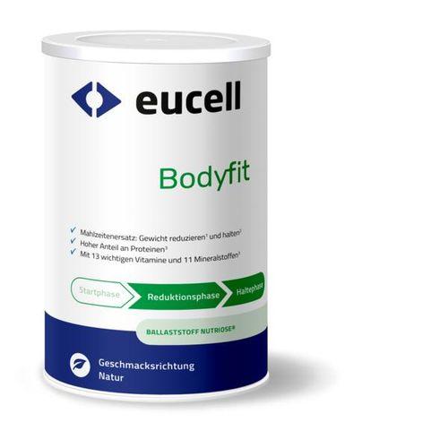 EUCELL BodyFit 280g Pulver - Geschmack: Joghurt-Zitrone