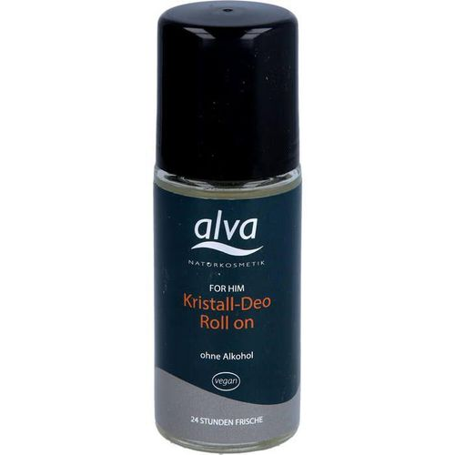 FOR HIM Roll-on Deo Kristall alva 50 ml