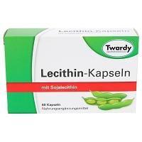 LECITHIN KAPSELN 60 St