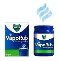 WICK VapoRub Erkältungssalbe 100 g