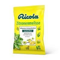 RICOLA o.Z.Beutel Zitronenmelisse Bonbons 75 g