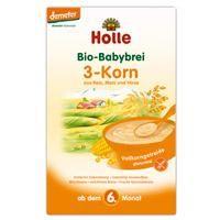 HOLLE Bio Babybrei 3 Korn 250 g
