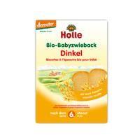HOLLE Bio Baby Dinkel Zwieback 200 g