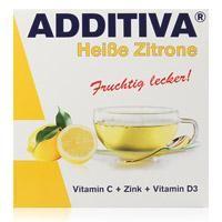 ADDITIVA heiße Zitrone Pulver 120 g