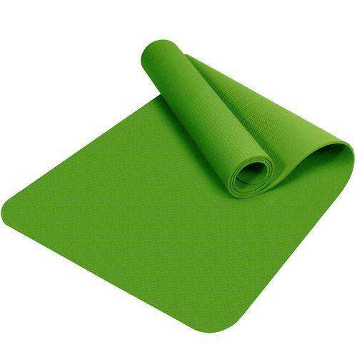 SmartYogi Yogamatte »TPE« (1x Yogamatte mit Tragegurt und Tasche)