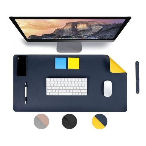MyGadget Schreibtischunterlage »Schreibtischunterlage 60 x 30 cm Tischunterlage