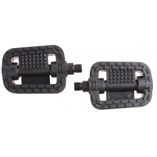 RV-Parts Fahrradpedale »Fahrrad Pedale Stahl Anti Rutsch Trekking MTB