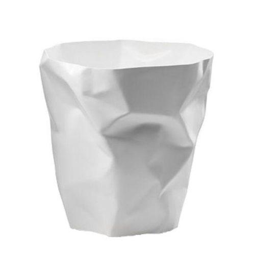 Klein & More Papierkorb Bin Bin Weiß