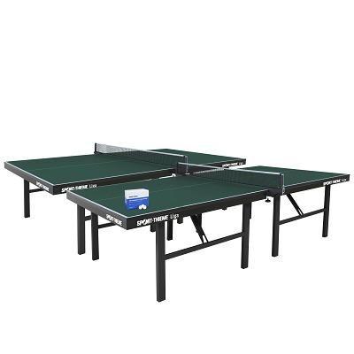 """Sport-Thieme Tischtennis-Set """"Liga"""", Grün"""